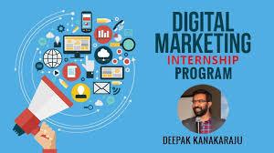Digital Marketing Internship Program By DigitalDeepak